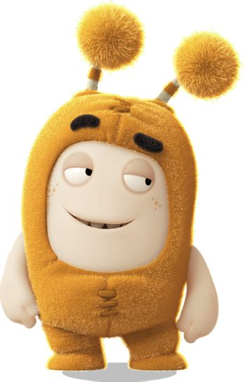 oddbods characters tv tropes