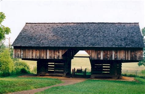 Cantilevered Barns Of East Tennessee