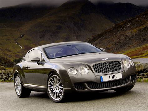 Wallpapers Bentley Continental Gt