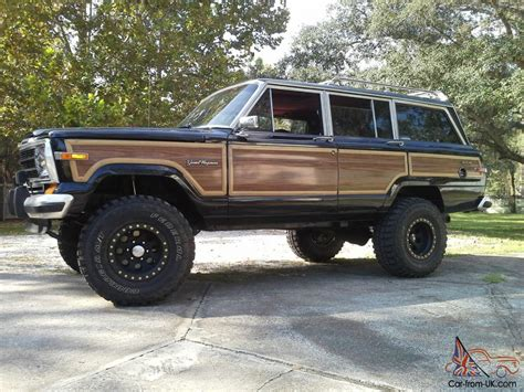 classic jeep wagoneer lifted truck jeep wagoneer classic