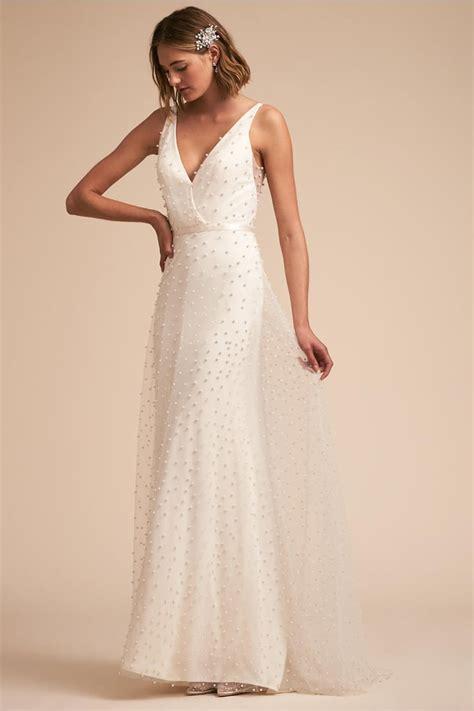 Bhldn Jenny Yoo Monroe Gown Best Bhldn Wedding Dresses