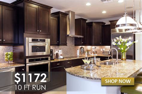 cuisine armoire brune why rta ready to assemble kitchen cabinets are the