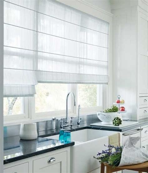 kitchen blind ideas doors windows window treatment ideas for kitchen