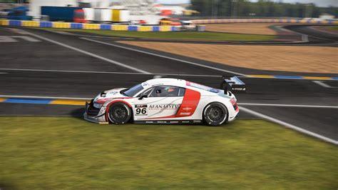 Réaliser une réplique n'est pas une mince affaire. Project CARS : TT Le Circuit Bugatti (Audi R8 LMS Ultra) - YouTube