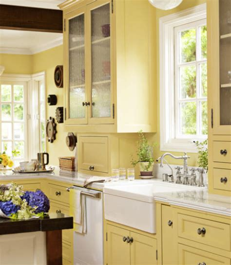 yellow country kitchen kitchen color paint and color ideas for kitchens 1209