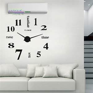europe simple ideas new quartz huge wall clock modern home With unique modern wall clocks ideas for minimalist room