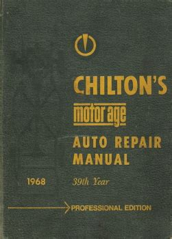 small engine repair manuals free download 1968 chevrolet camaro auto manual 1961 1968 chilton auto repair manual