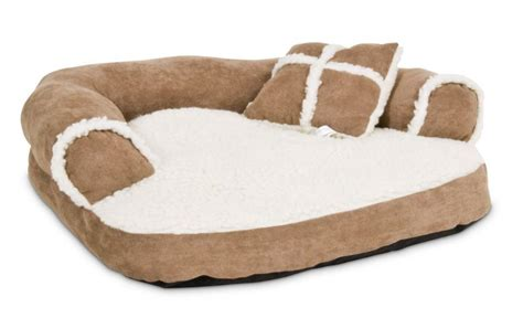 petmate petmate sofa bed with bonus pillow cuddlers loungers