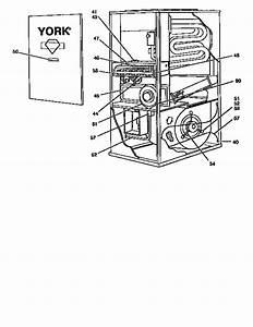 York P3urd16n07501 Furnace Parts