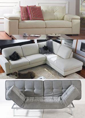 sofa seccional ecocuero sofa
