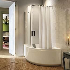 Dusche Badewanne Kombi : duschbadewannen mit stil optirelax blog ~ Michelbontemps.com Haus und Dekorationen