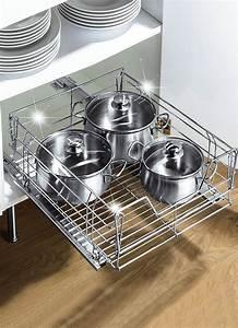 Küchenschrank Auszug Nachrüsten : wenko schrankauszug maxi auszug k chenschrank ~ Michelbontemps.com Haus und Dekorationen