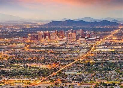 Phoenix Arizona Estados Unidos Trip Ciudad Usa