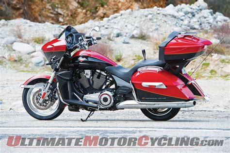 2013 Victory 15th Anniversary Cross Country Tour Limited