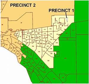 County of El Paso Texas - Commissioner Precinct 1