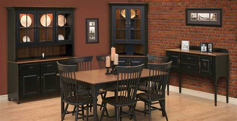 Dining Room Furniture In Rochester, Ny  Amish Outlet