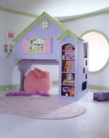 themed bedroom decor doll house loft bunk bed themed for a girl 39 s rooms