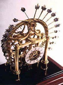 Mouvement Perpetuel Roue : horloge a mouvement perpetuel h lios pinterest mouvement perp tuel mouvement et horloge ~ Medecine-chirurgie-esthetiques.com Avis de Voitures