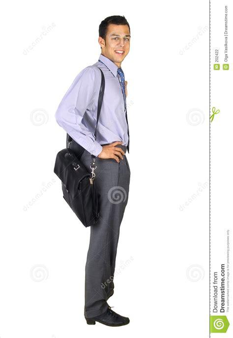 serviette bureau homme homme debout d 39 affaires photographie stock image 202422