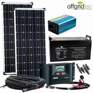 Solaranlage Mit Batterie : solaranlage autark m master 200w solar 1000w ac 122ah 12v ~ Whattoseeinmadrid.com Haus und Dekorationen