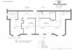 house wiring circuit diagram pdf home design ideas cool With and internet and phone diy home structured wiring part one