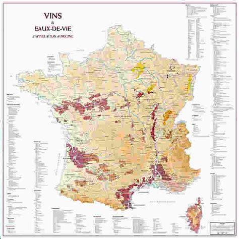 Carte Vin Aoc by Bordeaux Bestwine Carte Des Aoc Aop Vins Et Eaux De Vie
