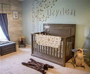 Baby Kinderzimmer Gestalten : wald kinderzimmer ein geschlechtsneutrales themenzimmer gestalten ~ Markanthonyermac.com Haus und Dekorationen