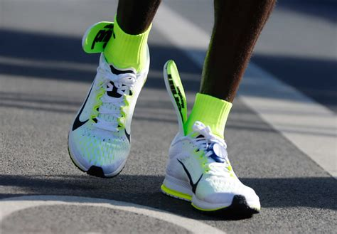 siege de nike nike runner missed record because his shoes