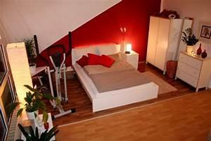 Wohn Schlafzimmer In Einem Raum : wohnzimmer 39 wohn schlaf und arbeitszimmer 39 mein kleines reich zimmerschau ~ Markanthonyermac.com Haus und Dekorationen