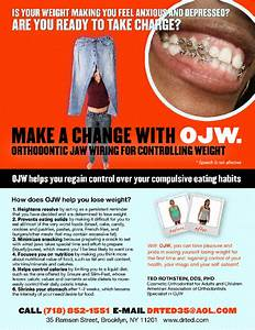 Orthodontic Jaw Wiring For Dental Professionals