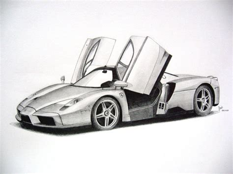 How To Draw A Enzo by Enzo By Under18carbon On Deviantart