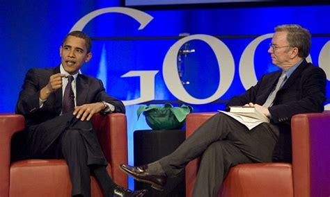 google relationship  barack obama stretches