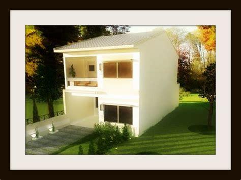 fachadas de casas pequenas segundo piso casas baratas