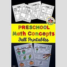 11437 Best Math For Preschool Images On Pinterest  Teaching Ideas, Preschool Math And Math For