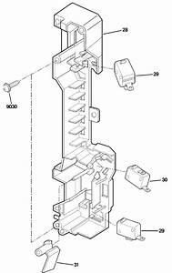 Samsung Microwave Wiring Diagram
