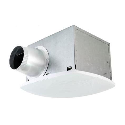 nuvent super quiet  cfm high efficiency ceiling bathroom