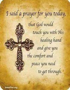 Prayer Quotes F... Grandma Sick Quotes