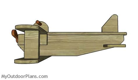 airplane swing plans myoutdoorplans  woodworking