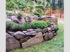 Gardening With Rocks Gardens, Raised beds and Raised