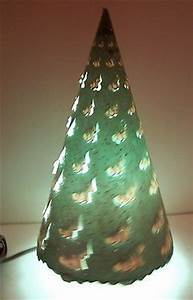 How can I re create this vintage Christmas tree light