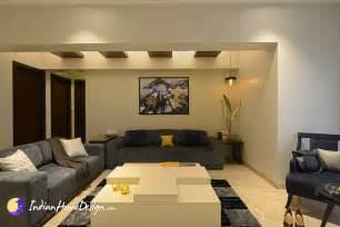 Home Interior Living Room Spacious Living Room Interior Design Ideas By Purple Designs Indian Home Design Free House