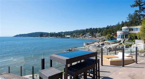 Boathouse Edmonton by 10 3m West Vancouver Waterfront Estate Comes With Private