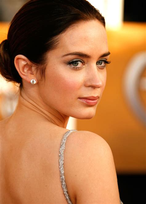 Only high quality pics and photos with emily blunt. 50 Hot Emily Blunt Photos - Barnorama