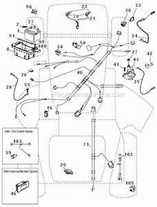 Husqvarna Yth24k48 Parts List And Diagram