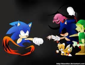 Creepypasta Sonic Characters