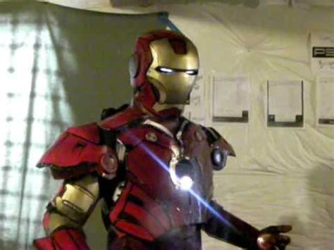 anthony le ironman fx by anthony le
