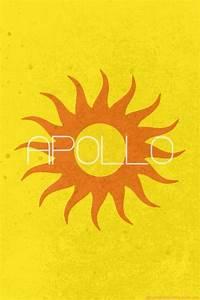 Apollos symbol | Percy jackson | Pinterest | Symbols ...