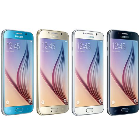 4g Samsung Mobile by New Samsung Galaxy S6 G920f Smartphone Lte 4g Mobile 32gb