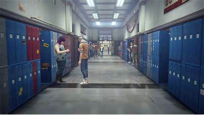Hallway Academy Blackwell Strange Episode Wikia