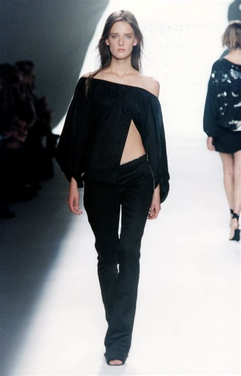 Lightbox Div by Cristina Ortiz Lanvin Summer 2001 Collection